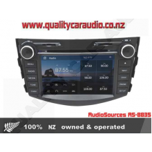 AudioSources AS-8835 Toyota Rav4  Vanguard 06-12 Media Unit - Easy Layby