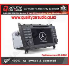 Audiosources AS-8842 For CLK A169 Viano B Class Vito - Easy LayBy