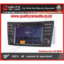 Audiosources AS-8856 For Benz E-CLASS CLS 02 07 - Easy LayBy