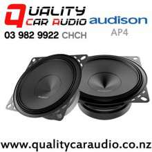 Audison AP4 120W (40W RMS) Midbass Car Speakers (pair) with Easy Finance