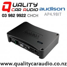 Audison AP4.9 BIT 520W 4/3/2 Channel Car Amplifier with Easy Finance