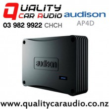 Audison AP4D 520W 4/3/2 Channel Prima Car Amplifier with Easy Finance