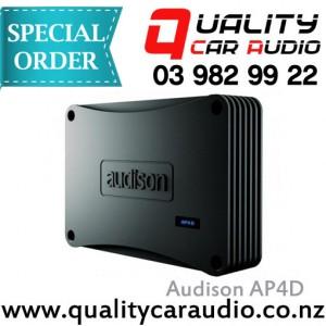 Audison AP4D 520W 4 Channel Amplifier - Easy Layby