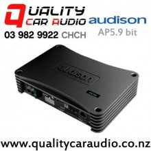 Audison AP5.9 bit 270W 5/4/3/2/1 Channels Car Amplifier with 9 Channel Built in Processor with Easy Finance