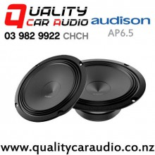 "Audison AP6.5 6.5"" 210W (70W RMS) Midbass Car Speakers (pair) with Easy Finance"