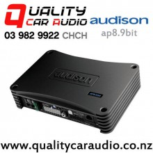 Audison ap8.9 bit 130W RMS 8 Channel Prima Car Amplifier with 9 Channel Digital Signal Processor with Easy Finance