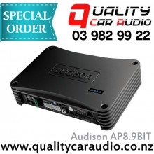 Audison ap8.9bit 8 Channel Prima Amplifier with 9 Channel DSP