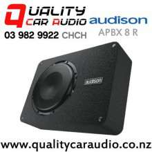 "Audison APBX 8DS 8"" 500W (250W RMS) Dual 4 ohm Voice Coil Car Subwoofer with Grill with Easy Finance"