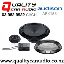 "Audison APK165 6.5"" (165mm) 300W (100W RMS) 2 Way Component Car Speakers (pair) with Easy Finance"