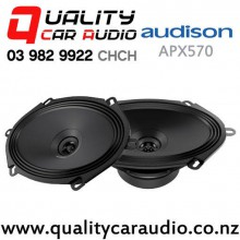 "Audison APX570 5x7"" 210W (70W RMS) 2 Way Coaxial Car Speakers (pair) with Easy Finance"