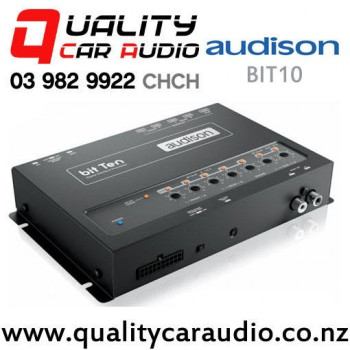 Audison BIT10 5 Channel DSP Optical OEM Interface Processor with Easy  Finance