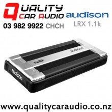 Audison LRx 1.1k 1090W Mono Channel Car Amplifier with Easy Finance