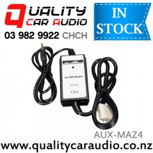 AUX-MAZ4 Mazda AUX Input Cable for Radio Without Media Button