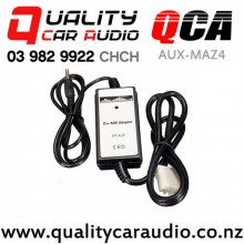 AUX-MAZ4 Mazda AUX Input Cable for Radio Without Media Button with Easy Finance