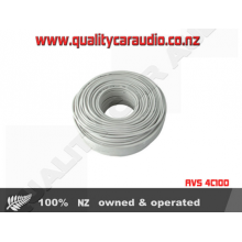 AVS 4C100 Four core wire 100m - Easy LayBy