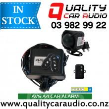 AVS A4 car alarm system - Easy LayBy