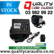 AVS A5 Alarm - Fitted Deal From $549