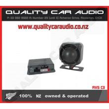 AVS C3 C-Series Range Car Alarm - Easy LayBy