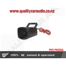 AVS PIEZOUL Ultra loud screamer siren - Easy LayBy