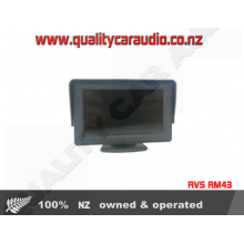 "AVS RM43 4.3"" LCD monitor - Easy LayBy"