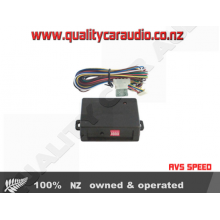 AVS SPEED switch on & off rear parking sensor - Easy LayBy