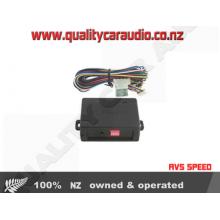 AVS SPEED switch on & off rear parking sensor - Easy LayBy