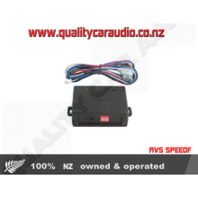 AVS SPEEDF switch on & off parking sensors - Easy LayBy
