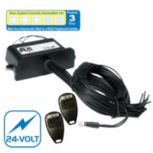 AVS S3 24-VOLT THREE STAR IMMOBILISER ONLY FITTED