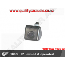 AVUC-02 Auto View Fixed Angle Cam PAL - Easy LayBy