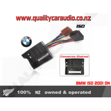 BMW TO ISO WIRING ADAPTER (2001 ON)