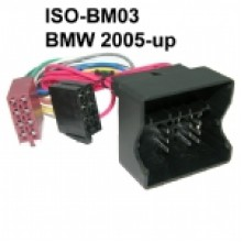 BMW TO ISO WIRING Adaptor 2005 ON