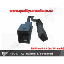 BMW trunk kit (inc 15ft cable) - Easy LayBy