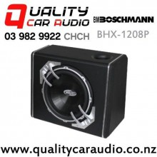 """Boschmann BHX-1208P 12"""" 600W (200W RMS) Actived Car Subwoofer with Easy Finance"""