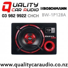 """Boschmann BW-1P128A 12"""" 1000W (350W RMS) Active Car Subwoofer with Easy Finance"""