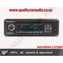 BOSCHMANN D-3733MP CD/Front Aux/USB/SD Headunit