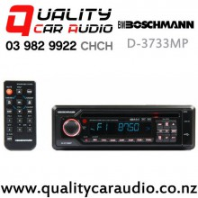 Boschmann D-3733MP USB CD Aux NZ Tuners 1x Pre Outs Car Stereo with Easy Finance