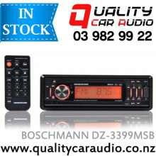 BOSCHMANN DZ-3399MSB Front Aux/USB/SD Headunit