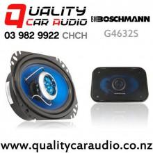 "Boschmann G4632S 6x4"" 260W 2 Ways Coaxial Car Speakers (Pair) with Easy Finance"