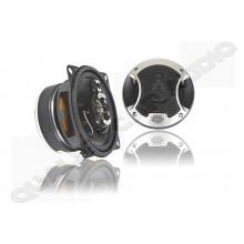 """BOSCHMANN JXS443L 4"""" 150W 3-Way Speakers Pair"""