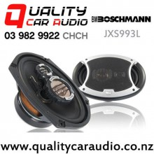 "Boschmann JXS993L 6X9"" 800W (170W RMS) 3 Way Coaxial Car Speakers (pair) with Easy Finance"