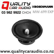 "Boschmann MW-699 EXP 6.5"" 350W (105W RMS) 4 ohm Mid-range Car Woofer (each) with Easy Finance"