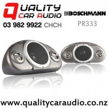 Boschmann PR333 120W 3 Ways Car Audio Box Speakers (Pair) wit Easy Finance