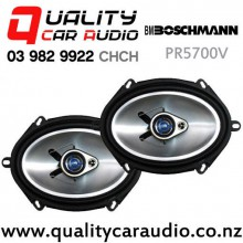 "Boschmann PR5700V 5x7"" or 6x8"" 180W 3 Ways Coaxial Car Speakers (pair) with Easy Finance"
