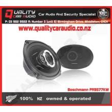"Boschmann PR9577KW 6x9"" 250W 3 Way Speakers - Easy LayBy"