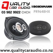 "Boschmann PR9648HX 6x9"" 500W 4 Ways Coaxial Car Speakers (Pair) with Easy Finance"
