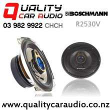 "Boschmann R2530V 5.25"" 300W (110W RMS) 3 Way Coaxial Car Speakers (pair) with Easy Finance"