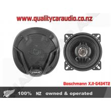 "Boschmann XJ1-G434T2 4"" 250W 2 Way Speakers Pair - Easy LayBy"