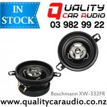 "Boschmann XW-332FR 3.5"" (85mm) 200W (70W RMS) 2 Ways Coaxial Speakers"