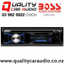 Boss 508UAB Bluetooth USB AUX CD NZ Tuners 2x Pre Outs Car Stereo with Easy Payments