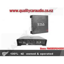 Boss AM0BSR2400D 2400W Mono Block Class D Amplifie - Easy LayBy